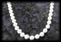 8mm Silver Bead